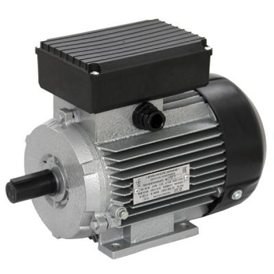 Однофазный электродвигатель АИ1Е 71А2 (лапы)