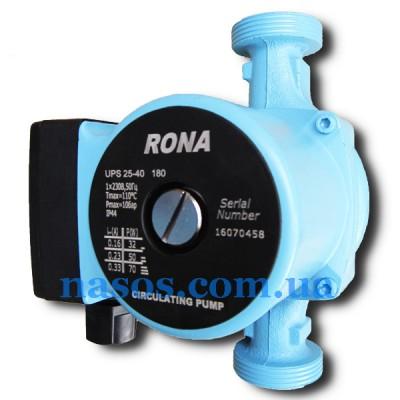 Циркуляционный насос Rona UPS 25-40 180